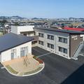 糸島市篠原に有料老人ホーム完成
